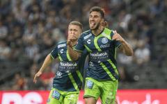 Puebla, invicto en sus visitas de Liga en el BBVA