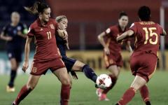 Duel accroché entre l'Angleterre et l'Espagne