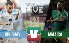Se despide Uruguay con victoria ante Jamaica (3-0)