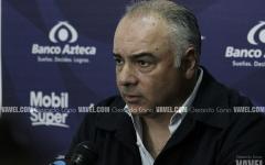 """Guillermo Vázquez: """"No hicimos un buen torneo"""""""
