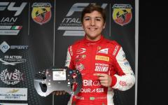 Enzo Fittipaldi amplia liderança na F-4 Italiana