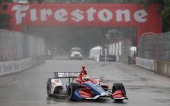Estratégia impede melhor colocação de Matheus Leist em prova da Indy em Detroit