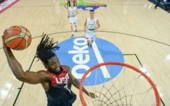 كأس العالم لكرة السلة : الولايات المتحدة تضرب بقوة