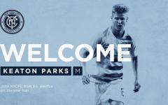 NYCFC firma a Keaton Parks