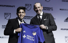 MLS SuperDraft 2019: el ataque acapara el protagonismo