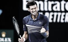 A Djokovic le bastó sin mostrar su mejor versión