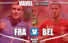 La France,en finale de Coupe du Monde