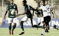 Figueirense elimina Palmeiras e continua invicto na Copa São Paulo de Futebol Júnior