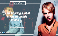 "Interview. Tom Odell: ""I am bearing a lot of my heart on this album"""