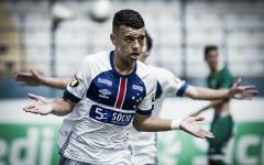 Com hat-trick de Popó, Cruzeiro atropela Rio Preto e avança às quartas de final da Copinha