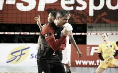 Em primeiro jogo do returno, Sesi-SP derrota Vôlei Ribeirão em casa
