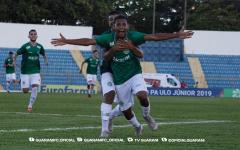 Guarani derrota Botafogo pelo placar mínimo e vai às quartas da Copinha