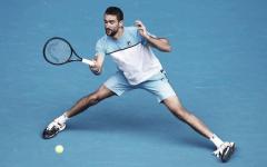 Cilic vence McDonald em quatro sets e vai à terceira rodada do Australian Open