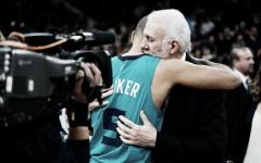 El abrazo de Parker y Popovich que emocionó a toda la NBA