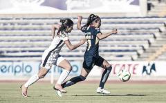 Vuelo de las Campeonas en Puebla