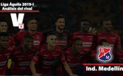 América de Cali, Análisis del rival: Independiente Medellín