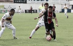 Brusque e Joinville ficam no empate no primeiro jogo do Catarinense 2019