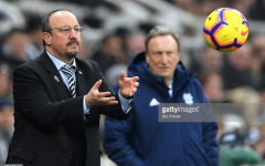 Rafa Benitez happy with the commitment his players showed