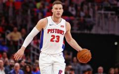 NBA Week 16 : Blake Griffin débarque à Detroit !
