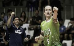 Líder da Superliga, Brendle pede concentração do Sesc RJ em duelo contra Maringá