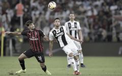 Com gol de Cristiano Ronaldo, Juventus derrota o Milan e conquista Supercoppa da Itália