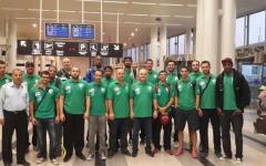 بعثة الحكمة اللبناني إلى الكويت لخوض دورة القادسية لكرة السلة