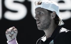 Pouille jugará sus primeras semifinales de Grand Slam