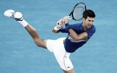 "Novak Djokovic: ""Debe ser duro para Kei abandonar así un Grand Slam"""