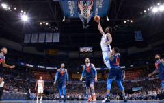 NBA Week 15 : Westbrook postérisé , la NBA félicite le Process
