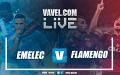 Emelec vs Flamengo en vivo online en la Copa Libertadores 2018