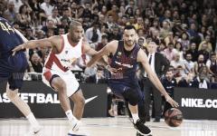 El Barça cierra la primera vuelta ganando en el Buesa Arena