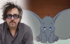 """Tim Burton va revisiter le classique Disney """" Dumbo """""""