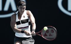 Garcia confirma favoritismo e passa por Hives no Australian Open