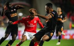 Benfica nos oitavos da Liga Europa
