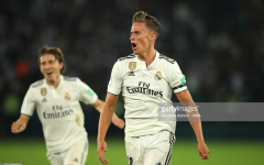 Al Ain FC 1-4 Real Madrid: Llorente, Modric leads Real to Club World Cup title