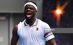 2019 Australian Open: Frances Tiafoe stuns Kevin Anderson in four sets