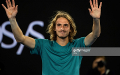 2019 Australian Open: Brilliant Tsitsipas ends Federer's reign with four set victory