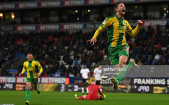 Bolton Wanderers 0-2 West Brom: Baggies take the points in a game marred by protests
