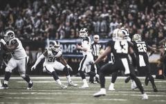 Los Rams dieron el golpe y sacaron boleto hacia Atlanta