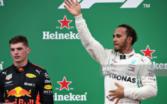 Ocon the villain as Mercedes claim fifth title with Hamilton victory