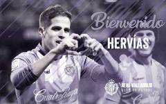 Pablo Hervías vuelve a Real Valladolid