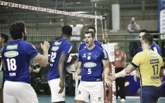 Sada Cruzeiro vence Itapetininga e conquista liderança da Superliga Masculina