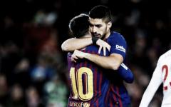 Messi quebra recorde e Barcelona bate Eibar pelo Campeonato Espanhol