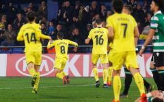 Sporting diz adeus à Liga Europa