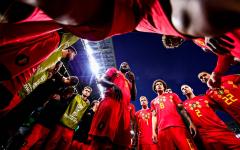 World Cup Jour 25 - Présentation France - Belgique