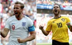 World Cup Jour 29 - Présentation Belgique - Angleterre