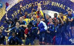 World Cup Jour 32 - LA FRANCE EST CHAMPIONNE DU MONDE