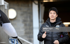 Ki Sung-Yueng returns to Tyneside early after the reoccurrence of a hamstring injury