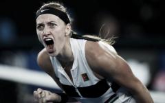 Kvitova acaba con las esperanzas locales en Melbourne