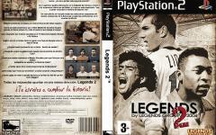 Legends 2, un videojuego al servicio del periodismo deportivo